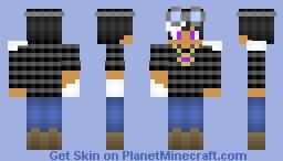 Request for Zen4Death Minecraft Skin