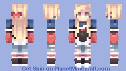 St with Zveravi Minecraft Skin