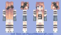 Je peux pas j'ai poney - ⌊∠εΔ⌉ | Request Minecraft Skin