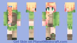 Join the Turtle Squad 🐢 Minecraft Skin
