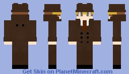 Linkara (Atop The 4th Wall) Minecraft Skin