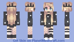 Counting Stars Minecraft Skin