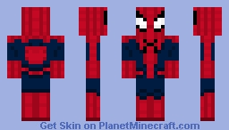 Marvel's Spider-Man on Disney XD Minecraft Skin