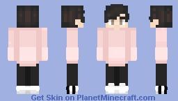 Poppy Minecraft Skin
