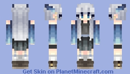 dusk // fanskin Minecraft Skin