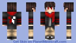 Paul Flint (Ross) Minecraft Skin