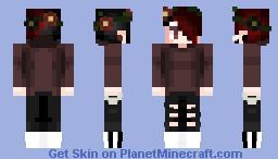 Zaccai - Oc Minecraft Skin