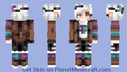 ☆ βενεℜℓγ ☆  Frankenstein ☾  (Skintober Day #5) Minecraft