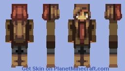warmth Minecraft Skin