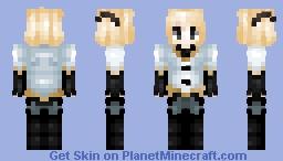 """𝐿𝑜𝓊𝒾𝓈 """"𝔇𝔢𝔪𝔬𝔫𝔰 𝔞𝔯𝔢𝔫'𝔱 𝔞𝔩𝔴𝔞𝔶𝔰 𝔢𝔳𝔦𝔩"""" Minecraft Skin"""