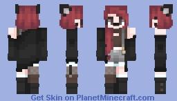 ☆ƙყҳơƙơ☆ Beyond The Barriers Minecraft Skin
