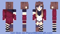 ♥σkα cσlα♥ Party Favor Minecraft Skin
