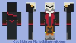 Dracula Reaper Skin Minecraft Skin