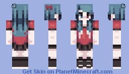 Maja | OC Minecraft Skin