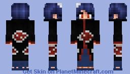 Konan [Akatsuki] Minecraft Skin