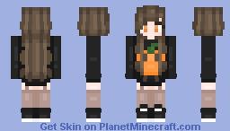 happy halloween~ Minecraft Skin