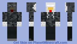 HeroChicken Minecraft Skin