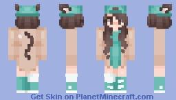✧ 𝑀𝒾𝓃𝓉𝓎 ✧ Minecraft Skin
