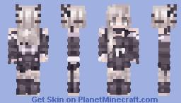 200! ♡ // Contest Minecraft Skin