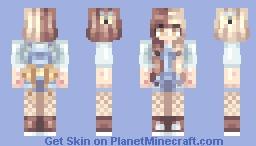 ♥ÃηGΣΙ_15♥Decoy World //ST Minecraft Skin