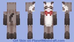 Robin the Ferrett Minecraft Skin