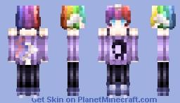 🐬Unicorn!!🐬 [Skintober 2017 Day 1] Minecraft Skin