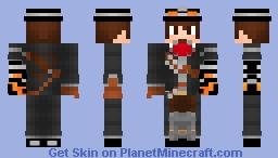 McCree ~ Van Helsing Minecraft Skin