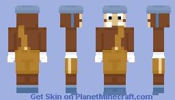 Cuphead - Werner Werman Minecraft Skin