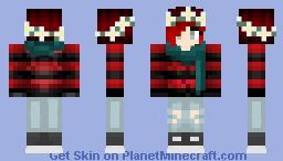 Red Delicious Minecraft Skin
