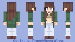 Skin Trade/Redo With Ascii_ Minecraft Skin