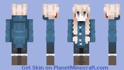 Raincoat Minecraft Skin
