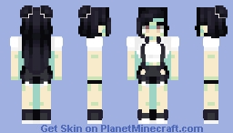 i want to believe Minecraft Skin