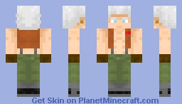 Android 13 Minecraft Skin