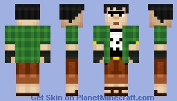 Axel (Minecraft Story Mode)