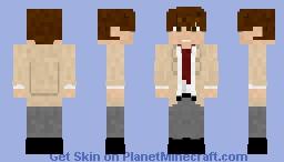 Light Yagami | Death Note Minecraft Skin