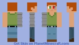 Cy83r D00m R3dux Minecraft Skin