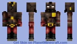 Darkblood Minecraft Skin