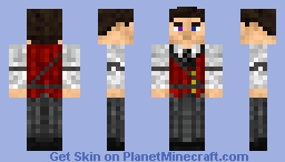 DigitalSnipers Minecraft Skin