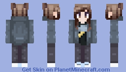 Personal - Thunderclouds Minecraft Skin