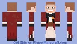 Jerome Valeska - Mad City Minecraft Skin