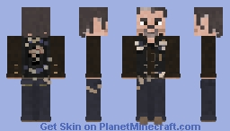 Chibs Filip Telford [7x13]  // Sons of Anarchy Minecraft Skin