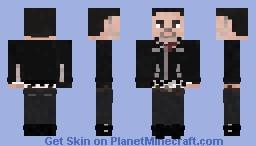 Negan / The Walking Dead / Last Day on Earth Minecraft Skin