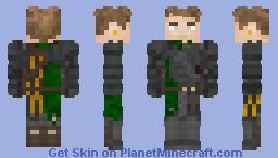 Dylen Uniform Army Minecraft Skin