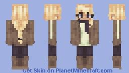 Fall Palette 01! Minecraft Skin