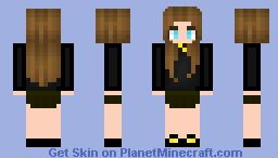 ~Hogwarts Me~ Skintober day 3 Minecraft Skin