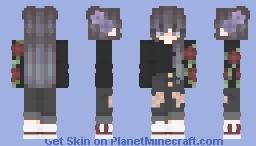 ☆Claire Hyaz Minecraft Skin