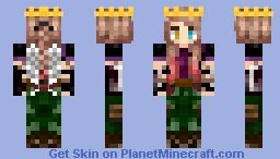 update to my first ever skin Minecraft Skin