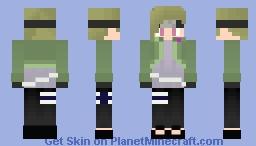 Kagura Karatachi (Boruto: Naruto next generations) Minecraft Skin