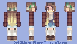 .Plaid. Minecraft Skin