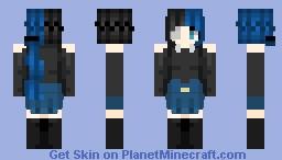 ☾I'm nuts☆ßaby i'm mad☆ Minecraft Skin